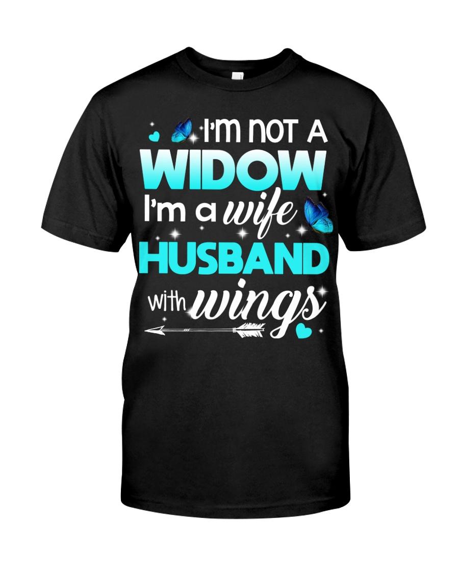 I'm not a widow Classic T-Shirt