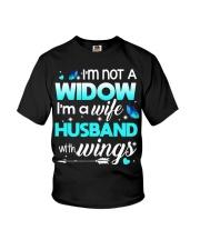I'm not a widow Youth T-Shirt thumbnail