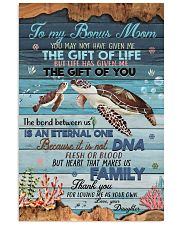DAUGHTER TO BONUS MOM 16x24 Poster front
