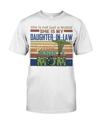 SHE IS MY DAUGHTER-IN-LAW - NURSE - VINTAGE