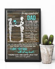 POSTER - TO MY DAD - I LOVE YOU 16x24 Poster lifestyle-poster-8