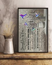 To My Daughter-in-law - Hummingbird - You Are  16x24 Poster lifestyle-poster-3