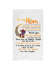DAUGHTER TO MOM Hand Towel thumbnail