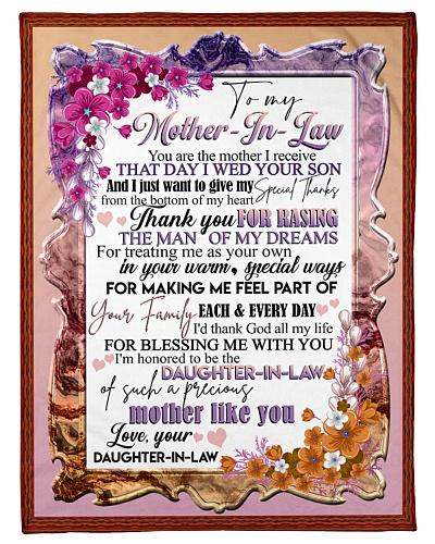 TO MY LOVING MOM - FLOWER