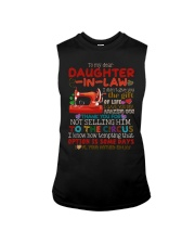 TO MY DAUGHTER-IN-LAW - QUILTING - CIRCUS Sleeveless Tee thumbnail