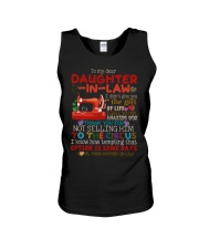 TO MY DAUGHTER-IN-LAW - QUILTING - CIRCUS Unisex Tank thumbnail