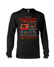 TO MY DAUGHTER-IN-LAW - QUILTING - CIRCUS Long Sleeve Tee thumbnail