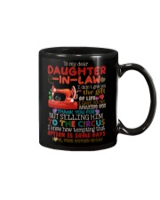 TO MY DAUGHTER-IN-LAW - QUILTING - CIRCUS Mug thumbnail
