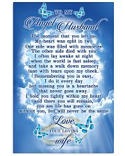 Angel Husband - The Moment That You Left Me 16x24 Poster front