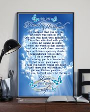 Angel Husband - The Moment That You Left Me 16x24 Poster lifestyle-poster-2