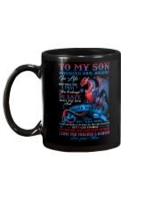 Wherever Your Journey In Life - Mug Mug back