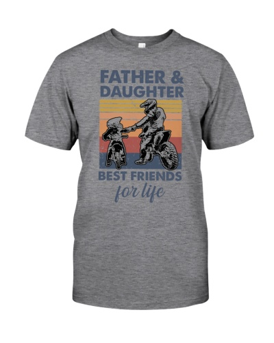 T-SHIRT - DAUGHTER AND DAD - VINTAGE