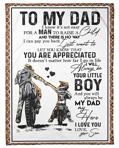 TO MY DAD - MOTORCYCLE - MY DAD MY HERO