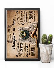 TO MY DAUGHTER-IN-LAW - VINTAGE - I LOVE YOU 16x24 Poster lifestyle-poster-8