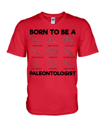 Born to be a Paleontologist Forced to go to school