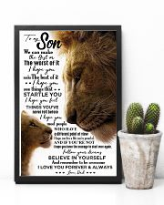 POSTER - TO MY SON - LION - WE CAN 16x24 Poster lifestyle-poster-8