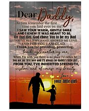 POSTER - TO MY DAD- SUNSET - DO YOU REMEMBER 16x24 Poster front