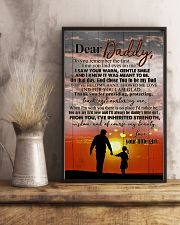 POSTER - TO MY DAD- SUNSET - DO YOU REMEMBER 16x24 Poster lifestyle-poster-3
