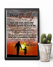 POSTER - TO MY DAD- SUNSET - DO YOU REMEMBER 16x24 Poster lifestyle-poster-8