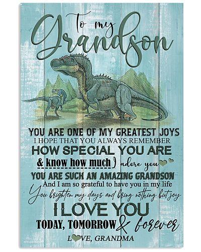 GRANDMA TO GRANDSON - T REX - FOREVER