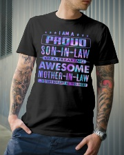 To My Mother-in-law - T-Shirt Classic T-Shirt lifestyle-mens-crewneck-front-6
