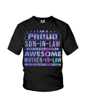 To My Mother-in-law - T-Shirt Youth T-Shirt thumbnail