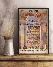 Angel Wife - Heaven's Gate - I Have You In My 16x24 Poster lifestyle-poster-3