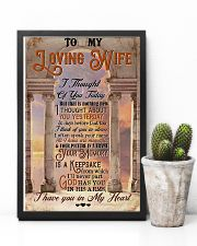 Angel Wife - Heaven's Gate - I Have You In My 16x24 Poster lifestyle-poster-8