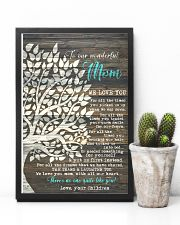 CHILDREN TO MOM 16x24 Poster lifestyle-poster-8