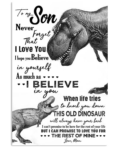 TO KIDS - T REX - HAVE YOUR BACK