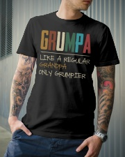GRUMPA Classic T-Shirt lifestyle-mens-crewneck-front-6