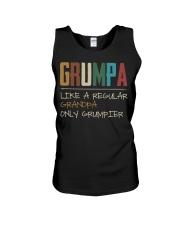 GRUMPA Unisex Tank thumbnail