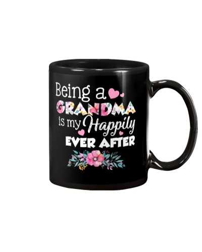 Being a grandma is my happily ever after
