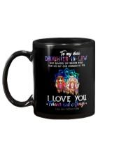 Daughter-in-law - Hippie - God Blessed The Broken Mug back