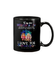 Daughter-in-law - Hippie - God Blessed The Broken Mug front
