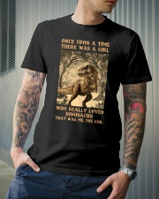 Once Upon A Time - Black T-shirt Classic T-Shirt lifestyle-mens-crewneck-front-6