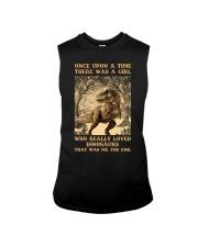 Once Upon A Time - Black T-shirt Sleeveless Tee thumbnail