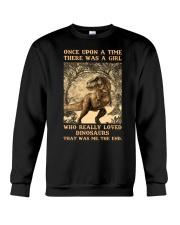 Once Upon A Time - Black T-shirt Crewneck Sweatshirt thumbnail