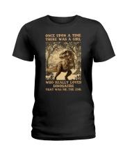 Once Upon A Time - Black T-shirt Ladies T-Shirt thumbnail