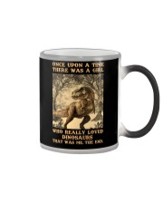 Once Upon A Time - Black T-shirt Color Changing Mug thumbnail