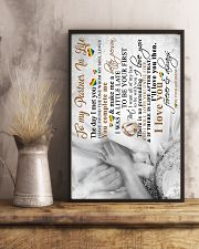 TO MY PARTNER IN LIFE 16x24 Poster lifestyle-poster-3