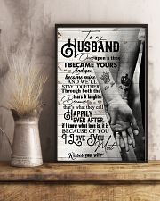 To My Husband - Hand In Hand - Once Upon A Time 16x24 Poster lifestyle-poster-3