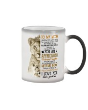 TO MY MOM - LION - YOU ARE APPRECIATED Color Changing Mug thumbnail