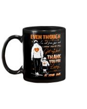 To My Bonus Dad - Mug Mug back