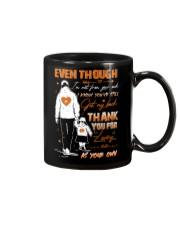 To My Bonus Dad - Mug Mug front