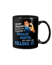 I never dreamed that one day I'd become a badass  Mug thumbnail