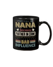 THEY CALL ME NANA - VINTAGE - BAD INFLUENCE Mug thumbnail