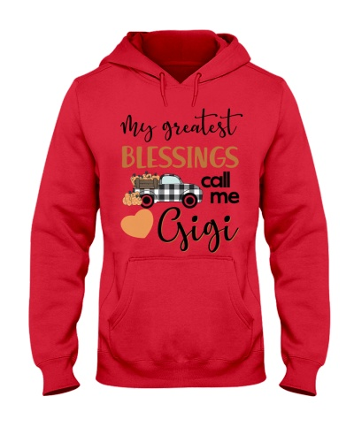 My greatest blessings to be call me gigi