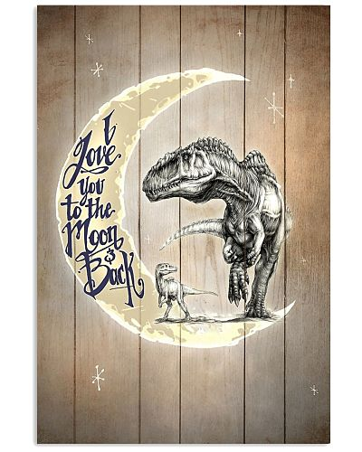 TO KIDS - T REX MOON - LOVE YOU TO THE MOON