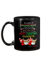 To Grandson - You Won't Have To Face Alone - Mug Mug back